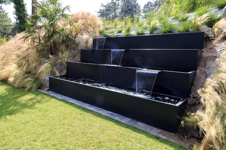 Bassin Fontaine De Jardin l'importance de l'eau dans les aménagements paysagers